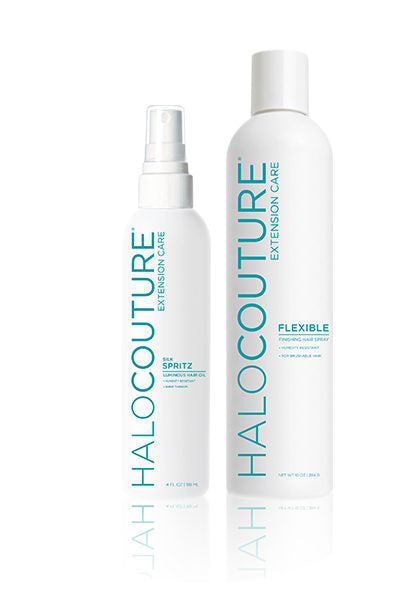 halocouture hair care regimen hair extension products