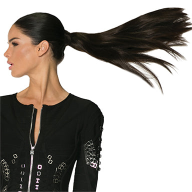 halocouture the ponytail hair extension