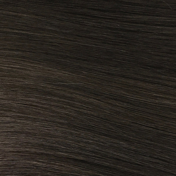 Hand Tied Weft - 2 | Dark Brown