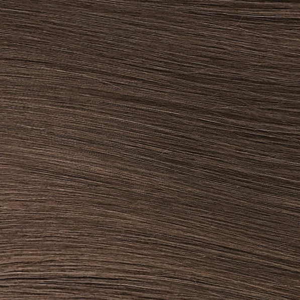 Hand Tied Weft - 3 | Medium Brown