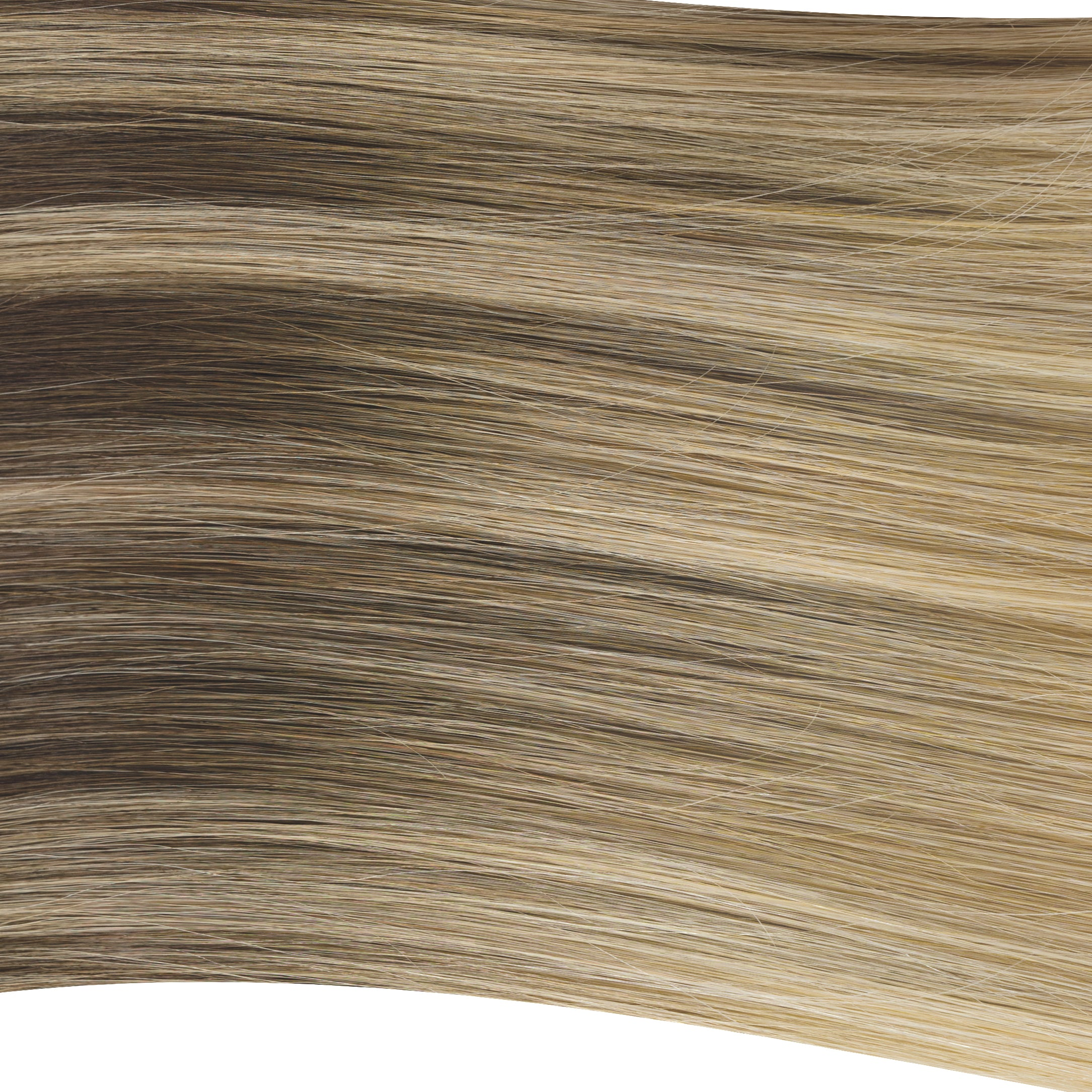 Halocouture® Tape-in Extension - Balayage B14/24 | Light Warm Blonde with Highlights with Balayage Root #3, Level 5/6