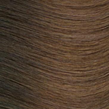 Machine Tied Weft - Rooted R4 | Medium Auburn Brown Rooted with #2, Level 4/5 Neutral