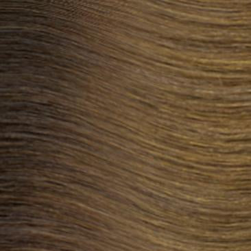 Machine Tied Weft - Rooted R6 | Lightest Brown / Darkest Blonde Rooted with #2, Level 4/5 Neutral
