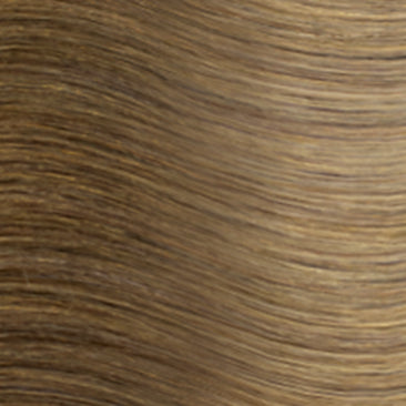 Halocouture® Tape-in Extension - Rooted R7 | Dark Blonde Rooted with #3, Level 5/6 Neutral