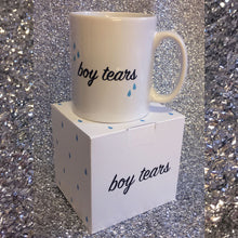 Load image into Gallery viewer, Boy tears - Mugg