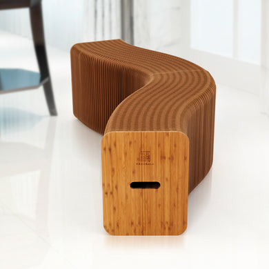 Folding Stool Bench - Much More Decor