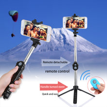 Extendable Selfie Stick, Tripod/Monopod with Bluetooth Remote - Much More Decor