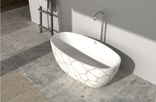 Oval Freestanding Tub - Much More Decor