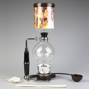 Coffee Glass Siphon Pots - Much More Decor