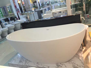 Oval Glossy Finishing Tub - Much More Decor