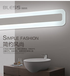 NEO Gleam Modern bathroom LED Light - Much More Decor