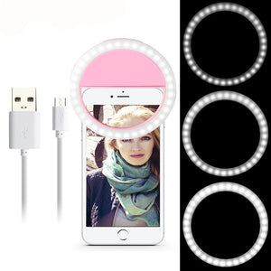 The Ultimate Selfie Light - Much More Decor
