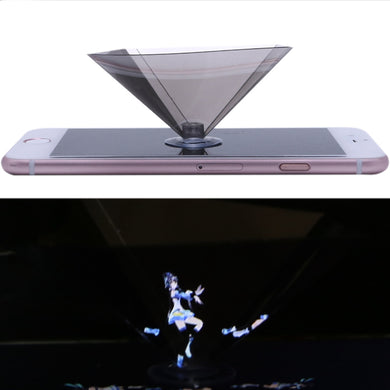 3D Holographic Projector for iPhone - Much More Decor