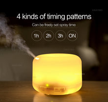 Essential Oil Diffuser Ultrasonic - Much More Decor