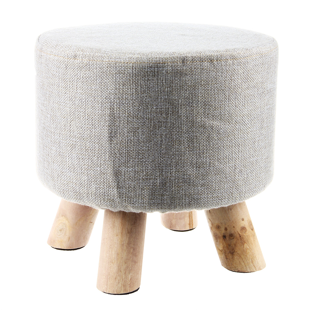 Pouffe Stool Round - Much More Decor