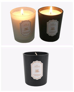 Aromatherapy Soy Wax Candle - Much More Decor