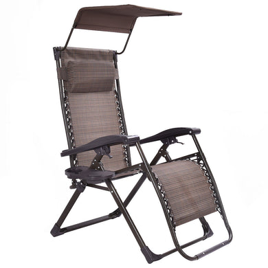 Foldable Zero Gravity Chair - Much More Decor