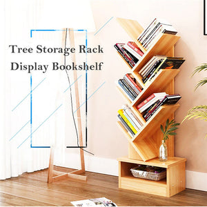 Storage Rack Bookshelf - Much More Decor