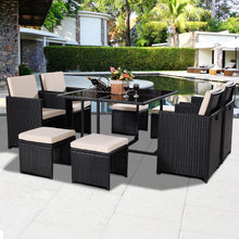 Modern Outdoor Furniture Set - Much More Decor