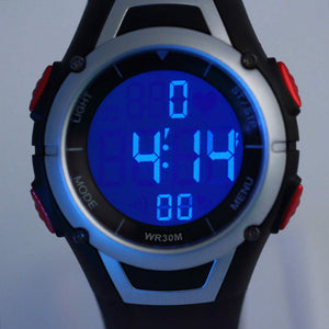 Waterproof Heart Rate Monitor - Sport Fitness Watch - Much More Decor