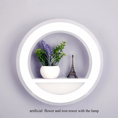 Wall Lamp Dimmable Light - Much More Decor