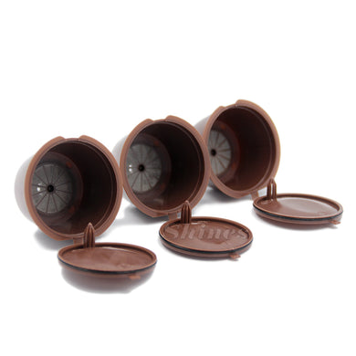 Reusable Coffee Capsules - Much More Decor