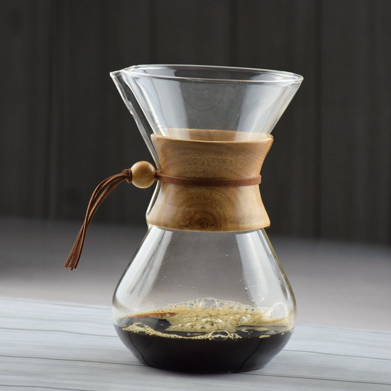 Chemex Coffee Maker - Much More Decor