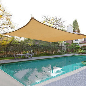 Sun Protection Net Outdoor - Much More Decor