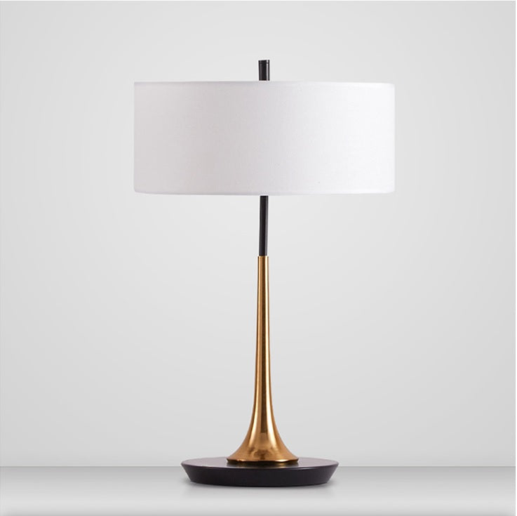 Golden Table Lamp - Much More Decor