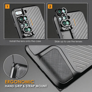 6-in-1 Lens Kit for iPhone 7 Plus - Much More Decor