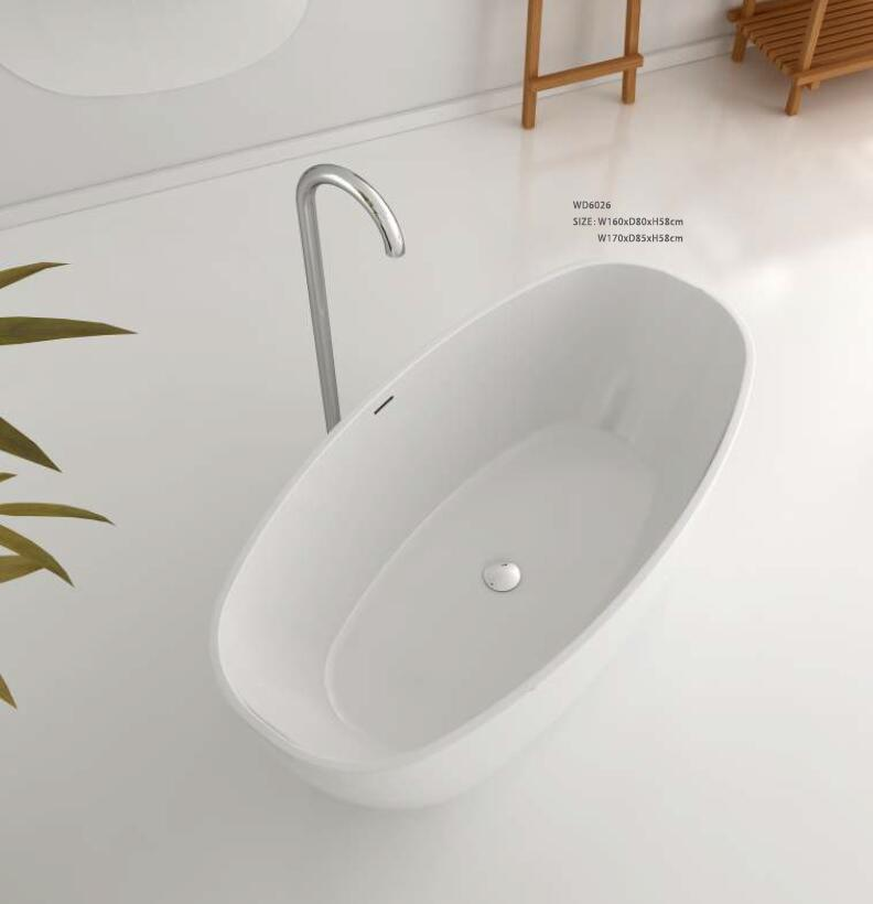 Seamless Ultra-thin edge Tub - Much More Decor