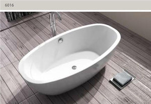 Fiberglass Resin Bathtub - Much More Decor