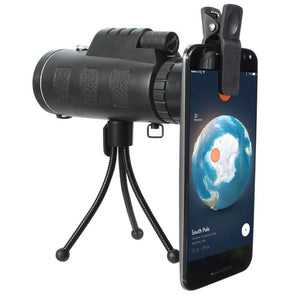 40x to 60x Zoom Telescope Lens for iPhone - Much More Decor