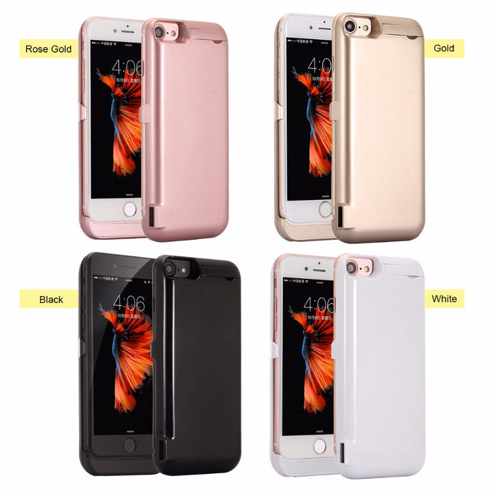 10,000 mAh Ultra Thin Battery Case For iPhone - Much More Decor