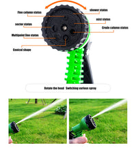 Plastic Garden Hose Expandable - Much More Decor