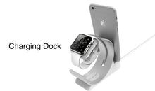 2 in 1 Charger Dock for Apple Watch and iPhone - Much More Decor