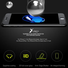 Sapphire Coating Screen Protector for iPhone 7 & 8