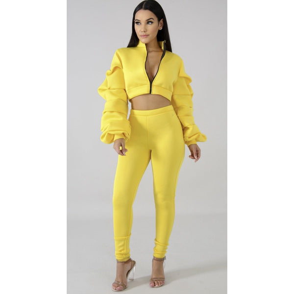 Sweet As Honey Set - Glam Luxe Couture