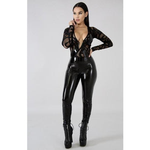 She Has Super Powers Jumpsuit - Glam Luxe Couture