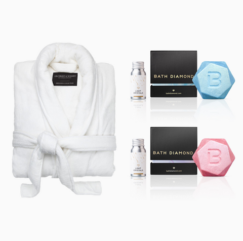 Bath Diamond Spa Bundle