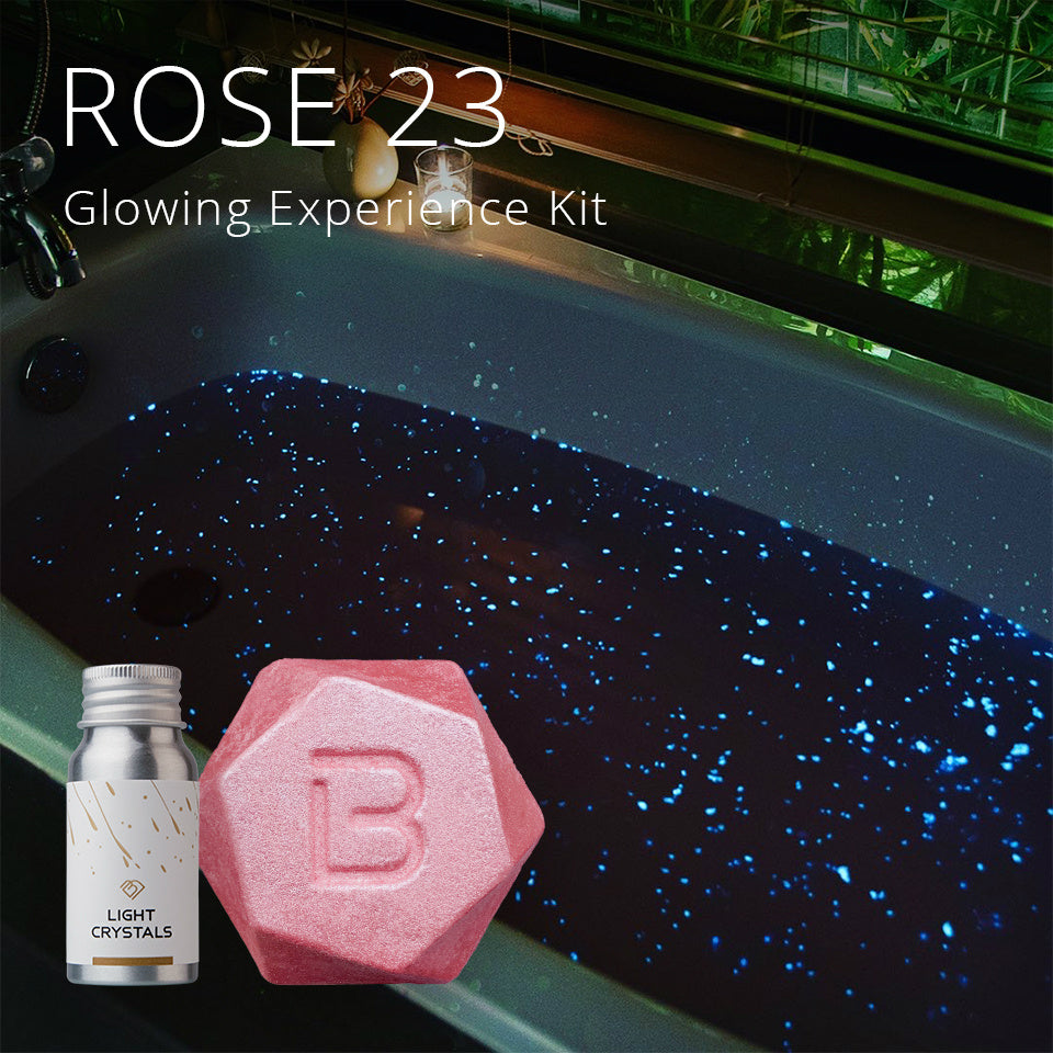 ROSE 23 Glowing Experience Kit