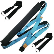 Load image into Gallery viewer, Professional Flexible Elastic Yoga Belt