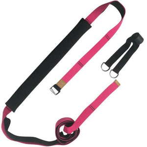 Professional Flexible Elastic Yoga Belt