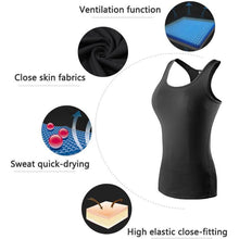 Load image into Gallery viewer, 3 pcs High Elastic Quick Dry Sport Sleeveless Shirt for Women-The Yoga Gear