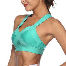 Load image into Gallery viewer, Women Mesh Sports Bra