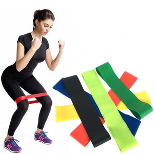 Yoga Resistance Bands-The Yoga Gear
