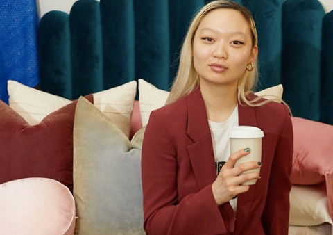 Jessica Wu wants to talk about your period