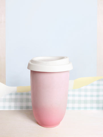 Fairwell Ceramic Cup 8oz in 'Jaipur'
