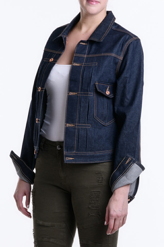 Pheven Denim Jacket