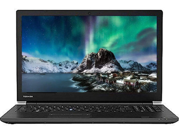 "2020 TOSHIBA Tecra A50-E 15.6"" Best Laptop For Small Business, I7 8th Generation-8550U FHD Display DVDRW, HDMI, Win 10 8/12/16/24/32GB RAM, 256/512GB 1TB HDD SSD"
